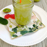 'I Can't Believe It's a Green Smoothie' Smoothie by Liz Weiss of Meal Makover Moms
