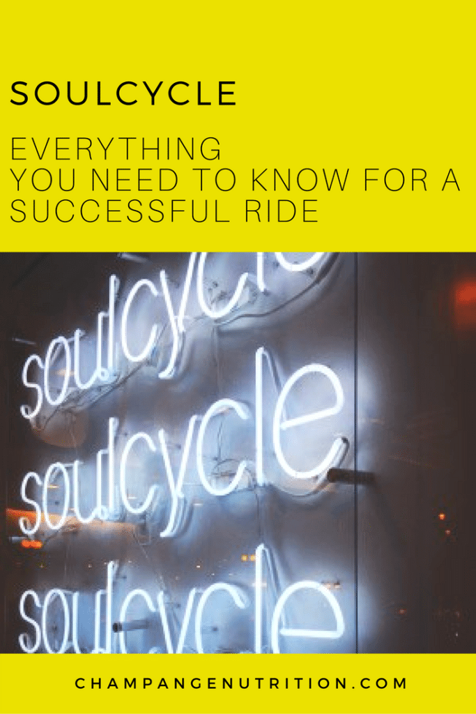 SoulCycle: Everything You Need to Know for a Successful Ride