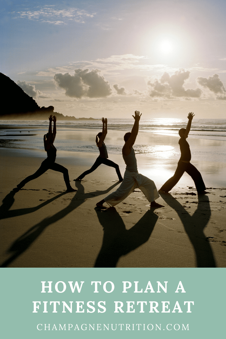 How to Plan a Fitness Retreat