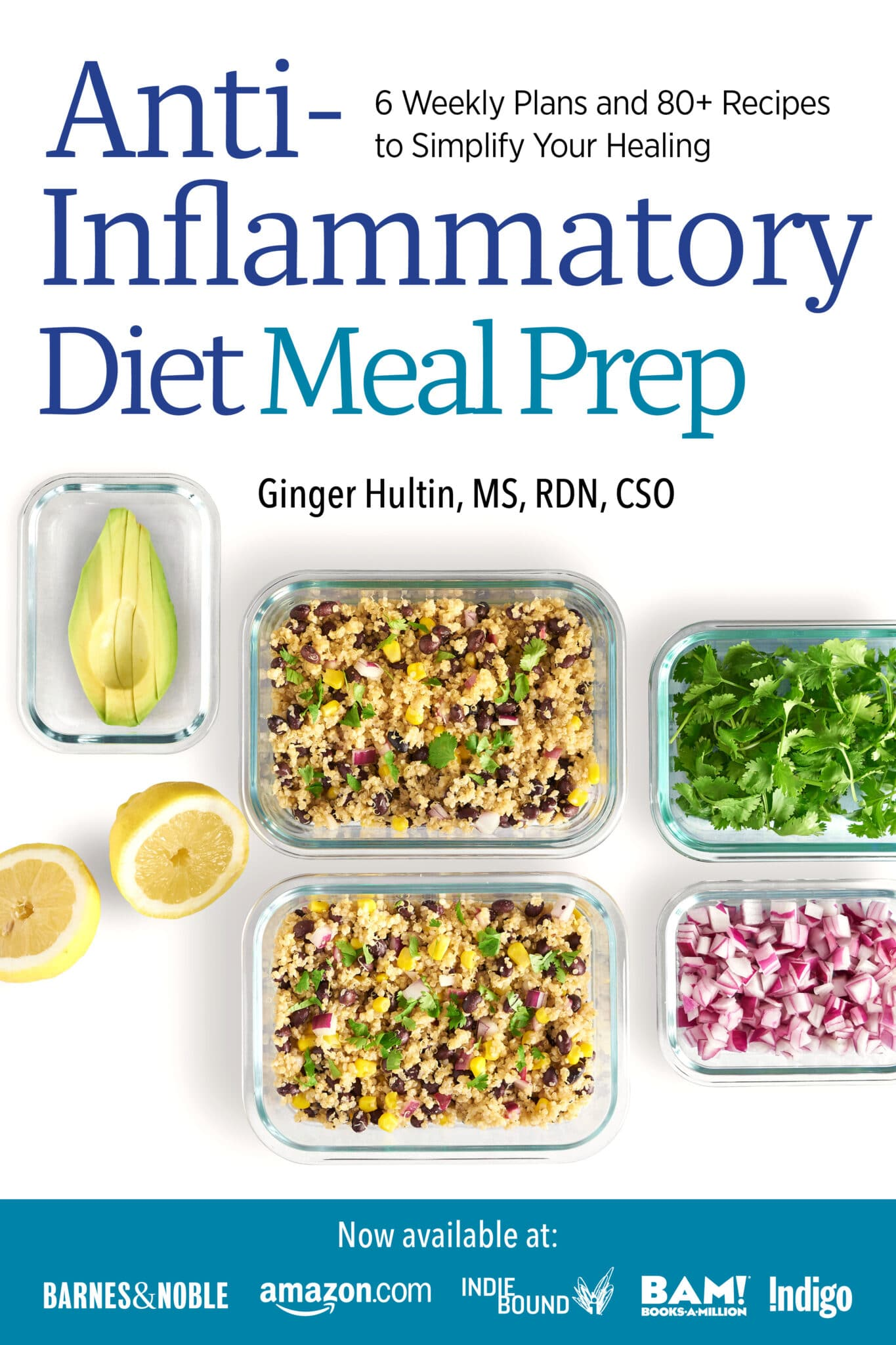 Anti Inflammatory Diet Meal Prep The Book That Will Improve Your Life