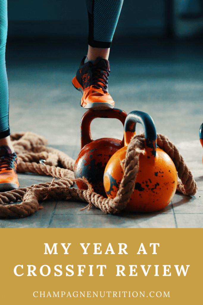 My Year at CrossFit Review