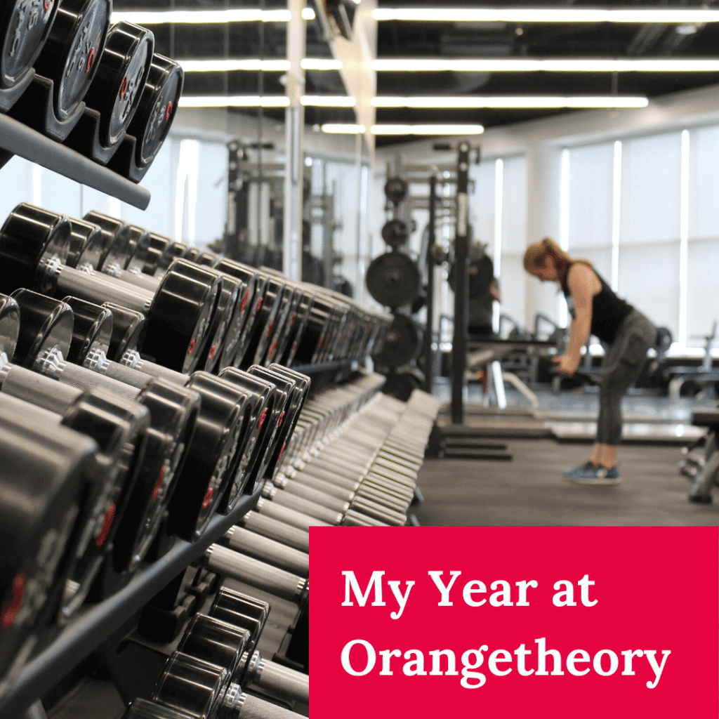 My Year at Orangetheory Review