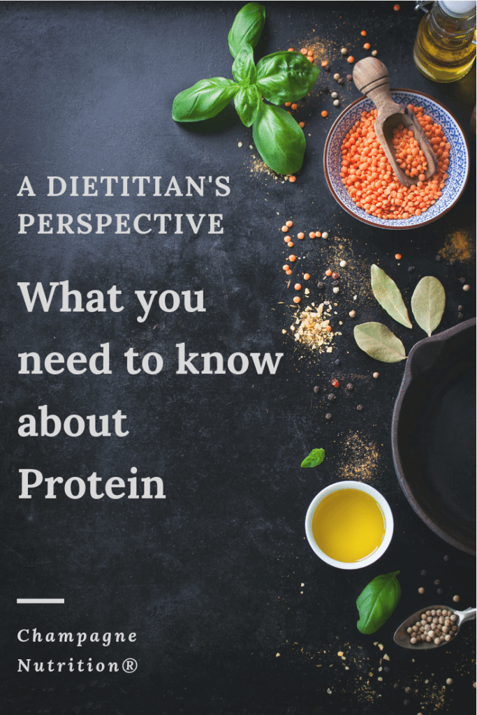 What you need to know about Protein now
