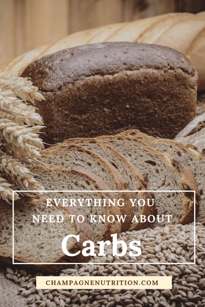 Everything you need to know about Carbs